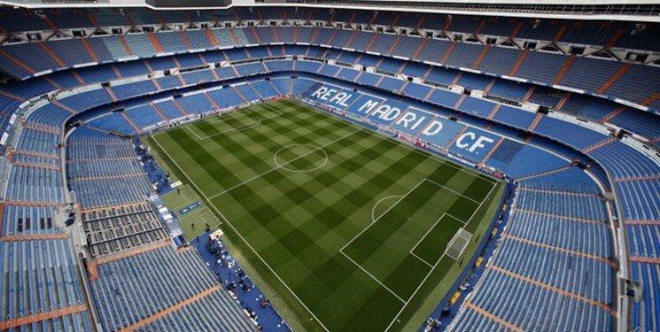 استادیوم برنابئو برای مبارزه با کرونا آماده می گردد
