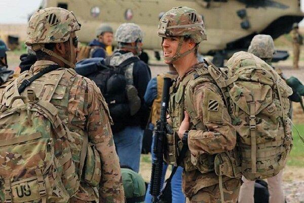 2500 نظامی آمریکایی خاورمیانه را ترک می نمایند
