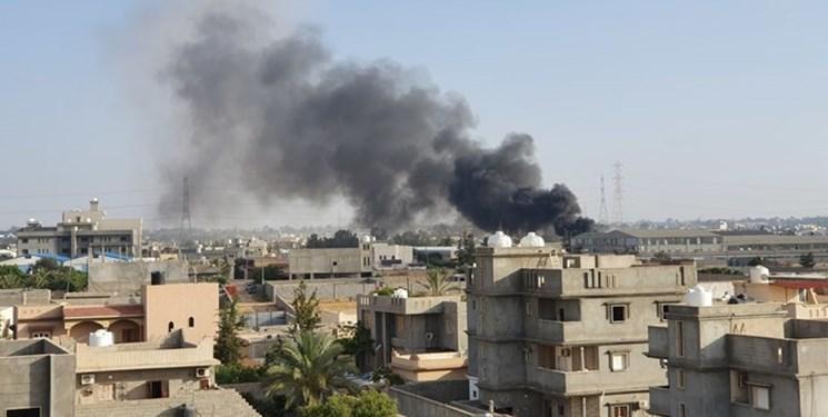 انفجار در پایتخت لیبی 7 کشته و 10 زخمی برجای گذاشت