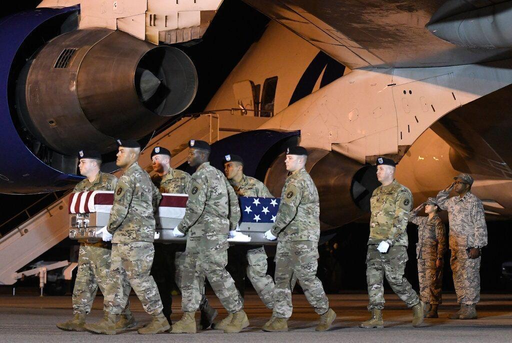 آمریکا همچنان در افغانستان تلفات می دهد