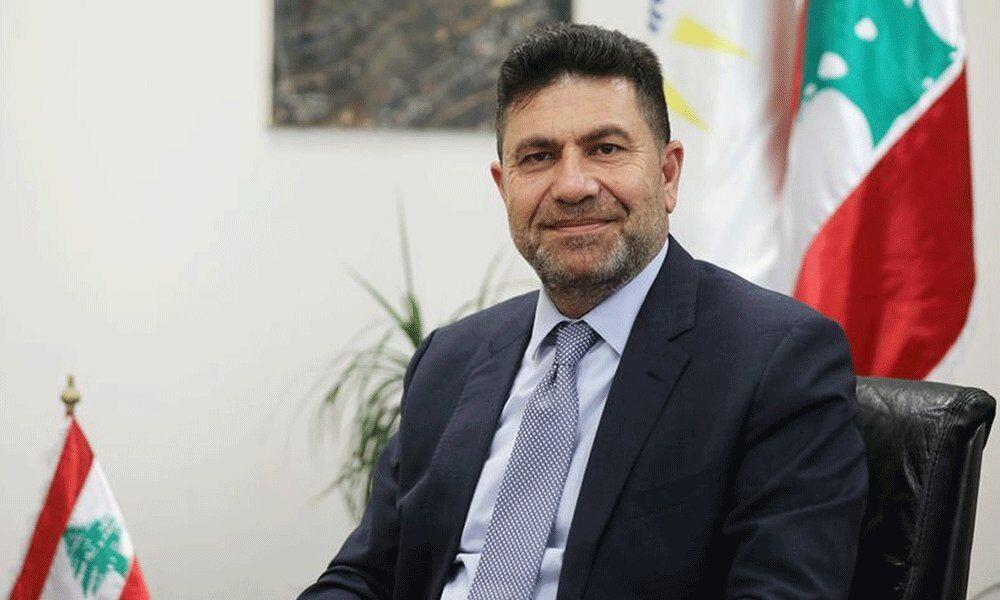 خبرنگاران وزیر انرژی لبنان: در حال مذاکره با عراق برای خرید سوخت هستیم