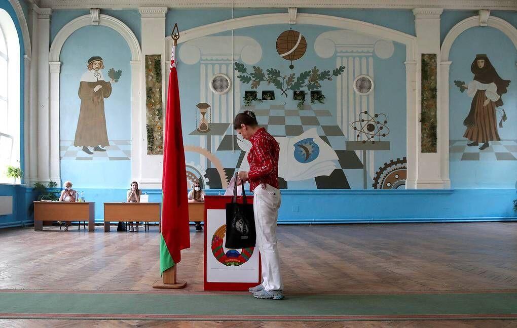 رای گیری انتخابات ریاست جمهوری بلاروس آغاز شد