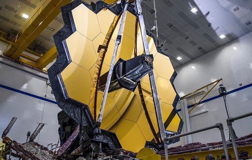 نخستین آزمایش کامل تلسکوپ فضایی جیمز وب با موفقیت انجام شد