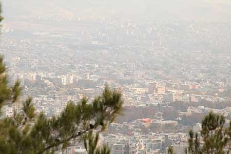 شرایط هوای تهران در بهار و تابستان کرونایی سال جاری