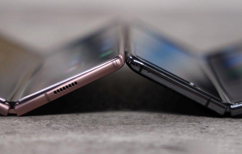 سامسونگ در حال ساخت یک گوشی تاشو مشابه سرفیس Duo است