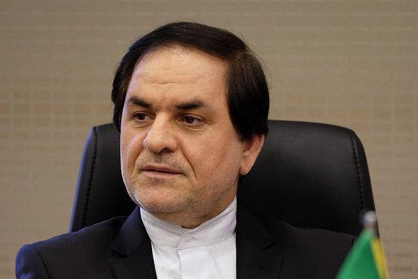 نوش آبادی: رزم حسینی برای برون رفت از مسائل کنونی وزارت صمت برنامه دارد