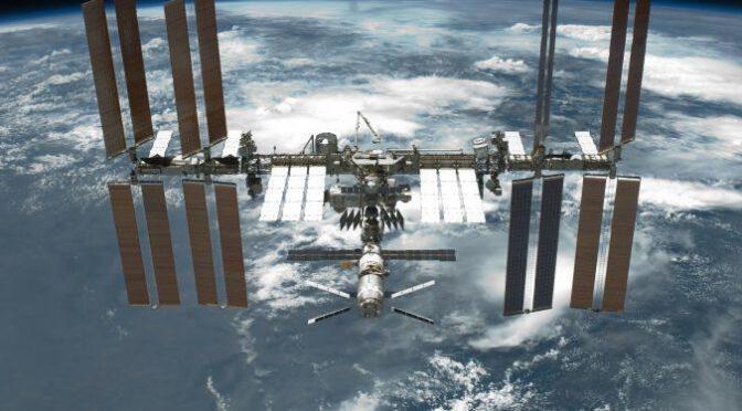 محموله 8 هزار پوندی به ایستگاه فضایی بین المللی رسید ، از توالت فضایی تا کرم های پوستی