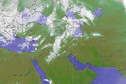 خبرنگاران کاهش تا 8 درجه ای دما در اصفهان