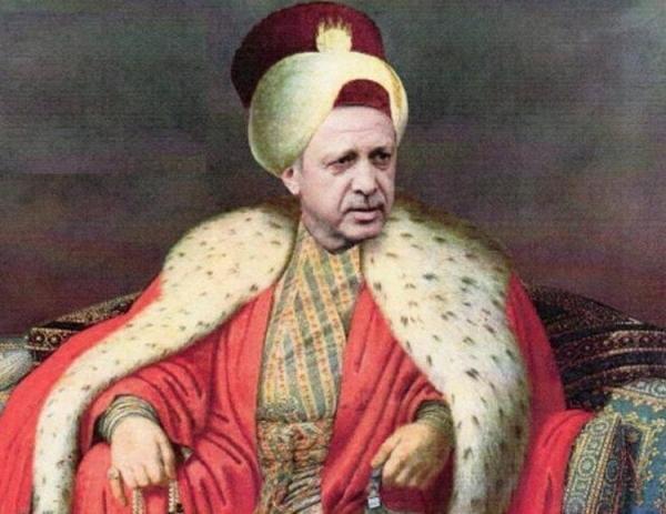 اردوغان در آستانه واژگونی!