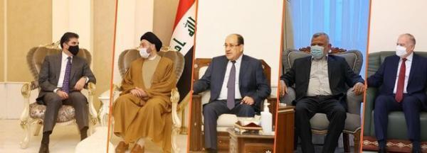درخواست بارزانی برای گشایش صفحه ای جدید در روابط با بغداد
