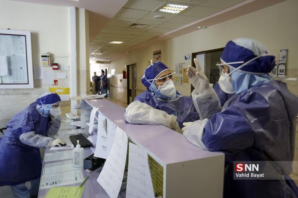 140 فوتی جدید کرونا در کشور ، 3185 نفر در شرایط شدید بیماری