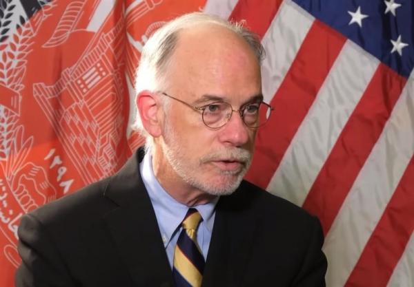 ویلسون: دنیا دولتی که با زور در افغانستان تحمیل گردد را نمی پذیرد